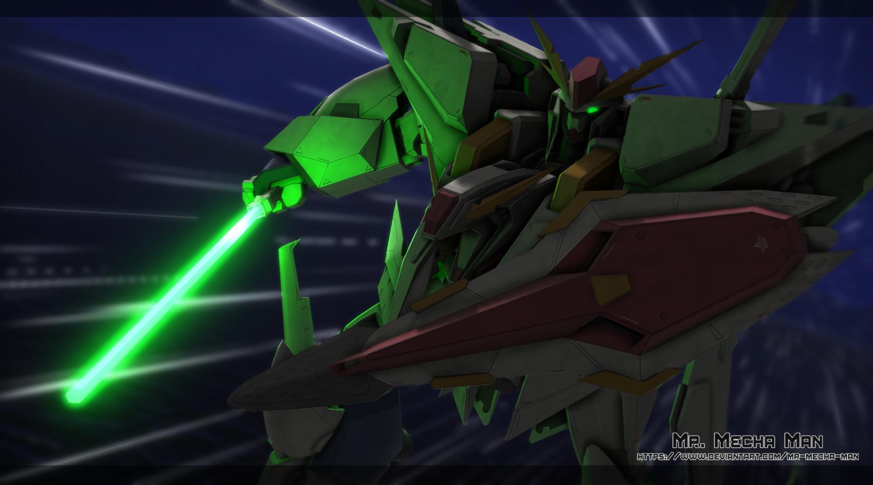 XI Gundam 2