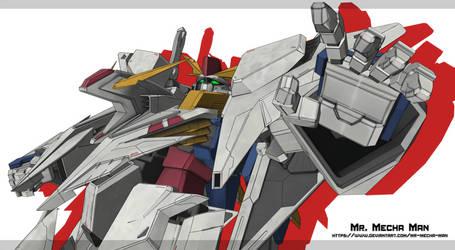 XI Gundam 3