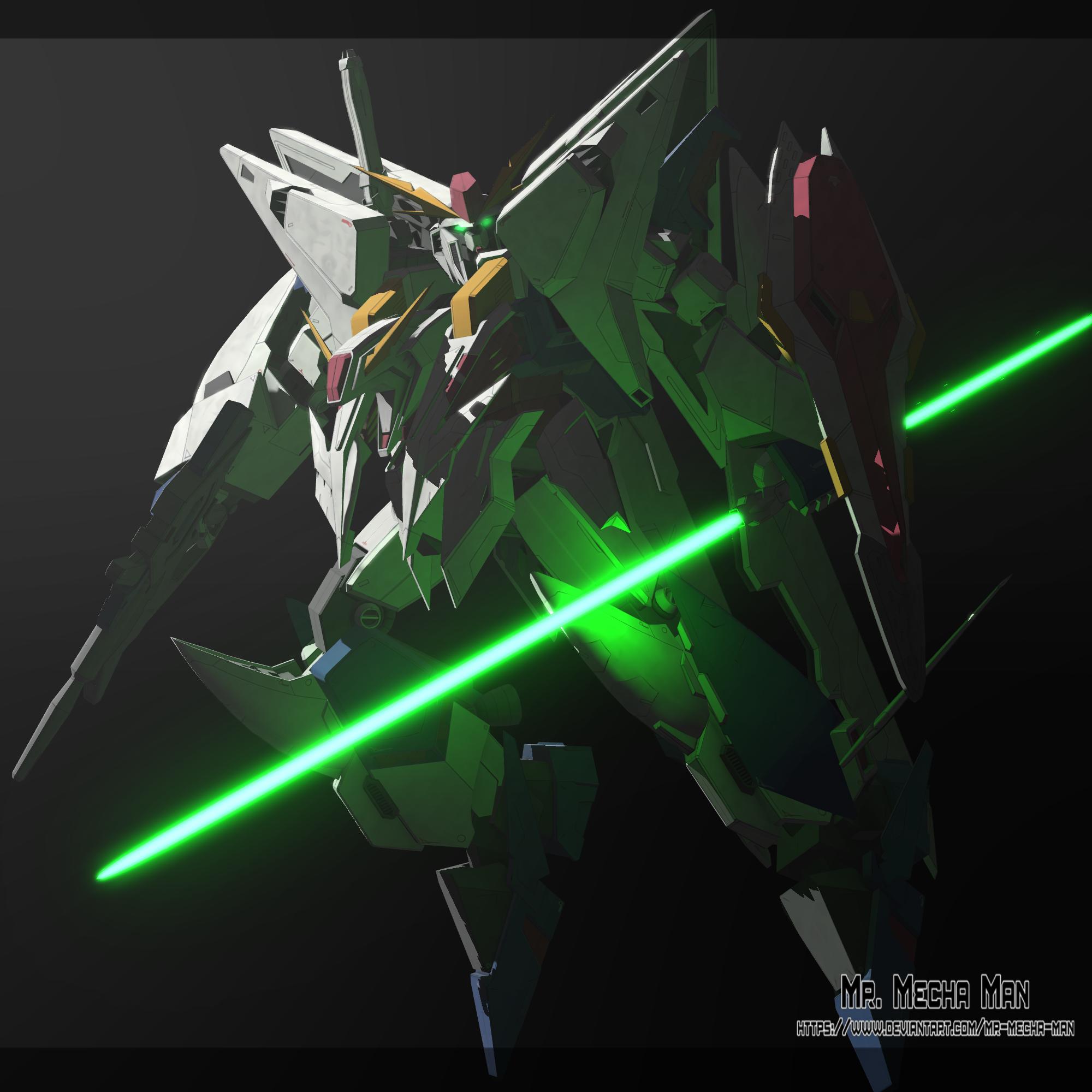 XI Gundam 7