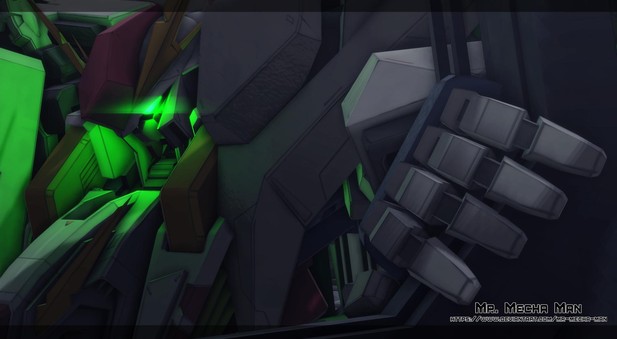 Xi Gundam 9