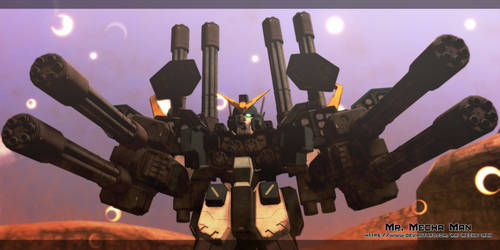 XXXG-01H Gundam Heavyarms EW