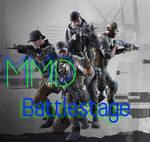 MMD Battlestage logo by Greatgroot