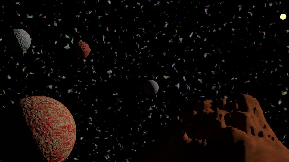 Astronomy world modeling by nightmaremoon14