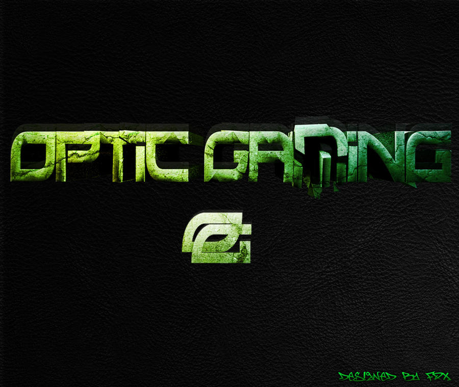 Speed Art //Optic Gaming Wallpaper by FoxDezigner