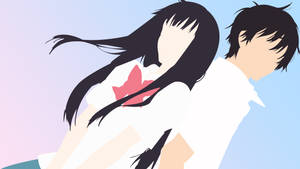 Kazehaya and Sawako from Kimi ni Todoke