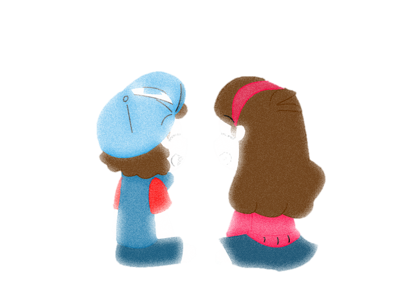 The mystery twins by MelodyTheBunny8