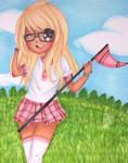 Cutest Caddy *Dev ID November 2014* by DollFacedMassacre