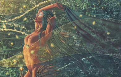.:Wind Blows:. by Cyzra