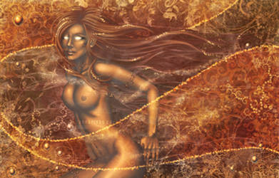 .:Earth Crumbles:. by Cyzra