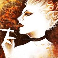 The Lady by Cyzra
