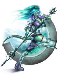 Dragon Lance by Cyzra