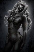 .: Drow :. by Cyzra