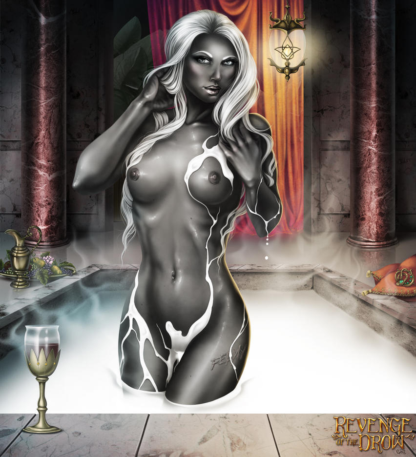Milkbath by Cyzra