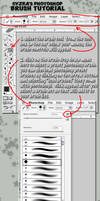 Creating Brushes in Photoshop by Cyzra