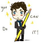 Motivational Sherlock