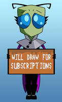 Will Draw for Subscriptions