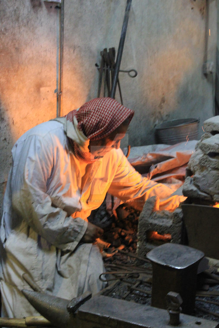 Saudi arabia metal craftsmen by belinda baardsen on deviantart for Aluminum kitchen cabinets saudi arabia