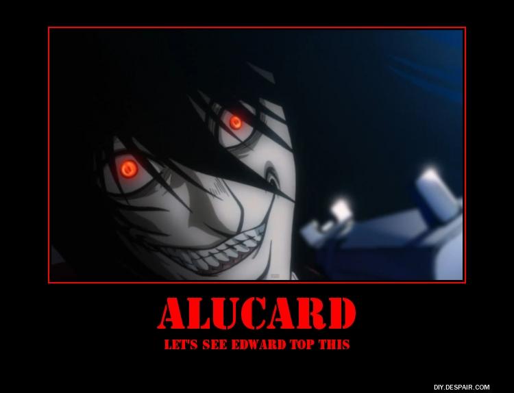 Alucard's Spark by HollowDrake92