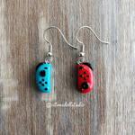 Switch Joy Con Earrings by LizClaudia