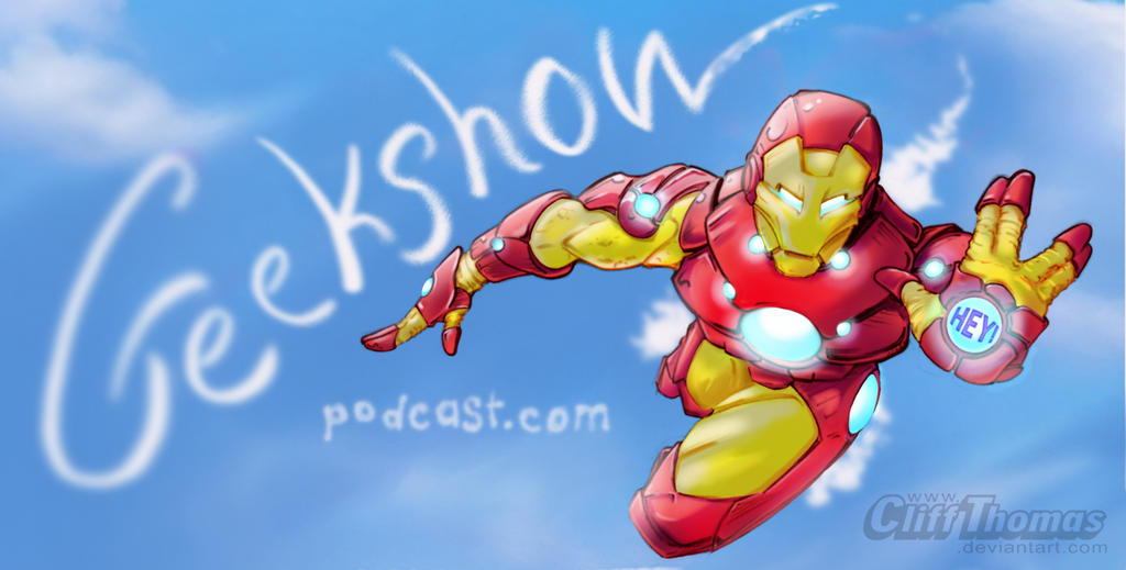 Geekshow Podcast by CliffThomas