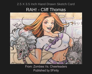 Rah by CliffThomas