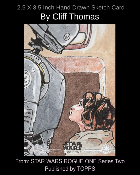 Sketch Card 9617 by CliffThomas