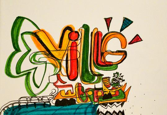 La Ville by Takouviski