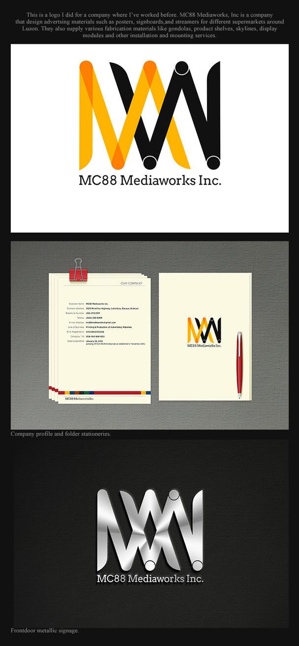 MC88 Mediaworks by seekthegeekk