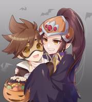 Halloween by sakuno291