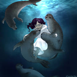 Song of the sea by CosetteDoe