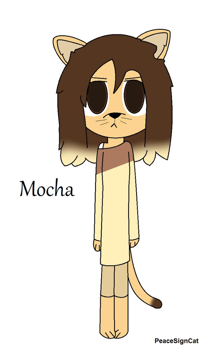 Mocha (OC) by PeaceSignCat