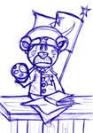 stalin teddy