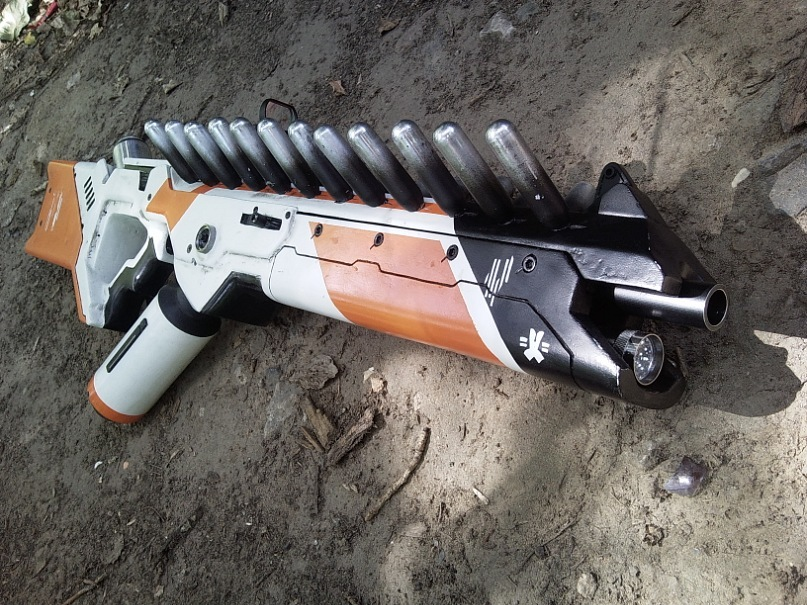 my handmade replica weapons from District 9 by KarlBekk on ...