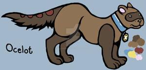 Ocelot the Ferret