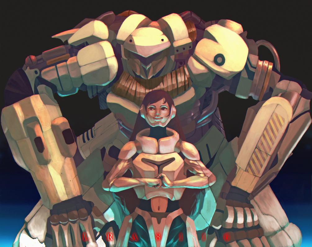 Mecha Rumble by zenithcollector