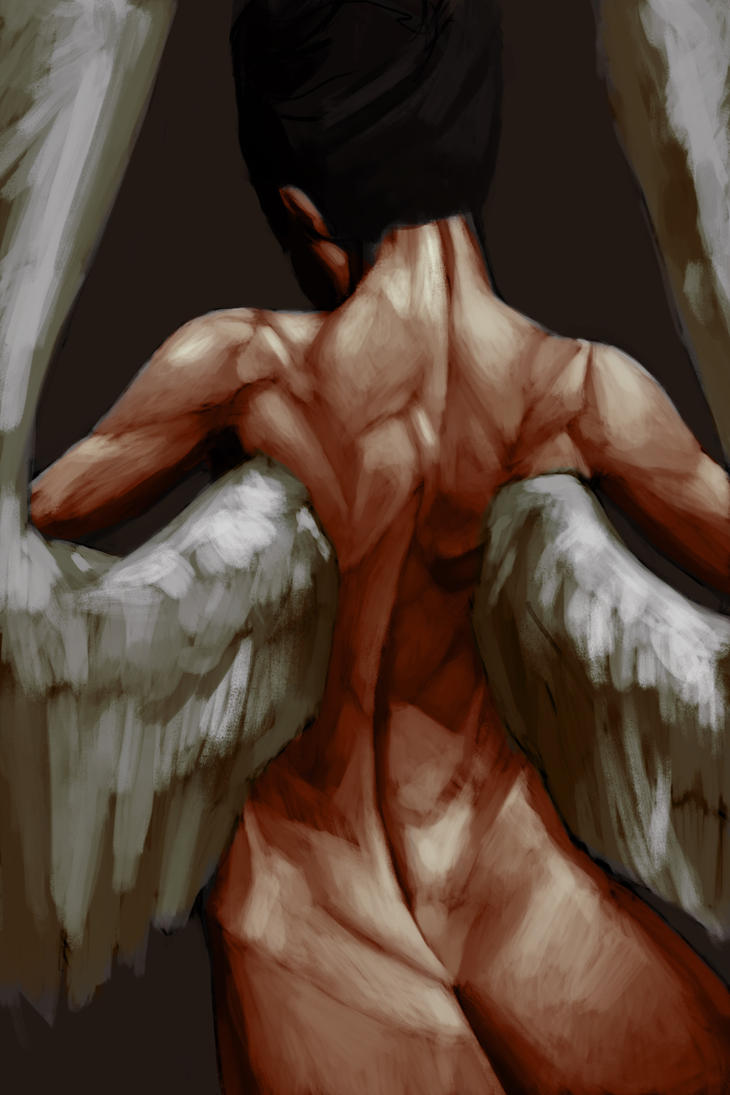 Wip it (Angel Back) by zenithcollector