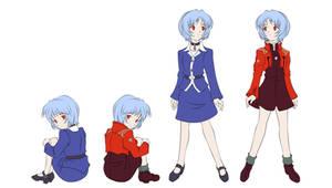 Reisato vs Reitsuko by darthplegias