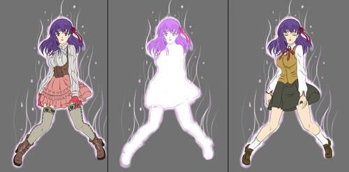 De-transformation Sequence