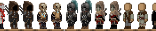 Starbound   DSL Outfit Pack by DShakaL