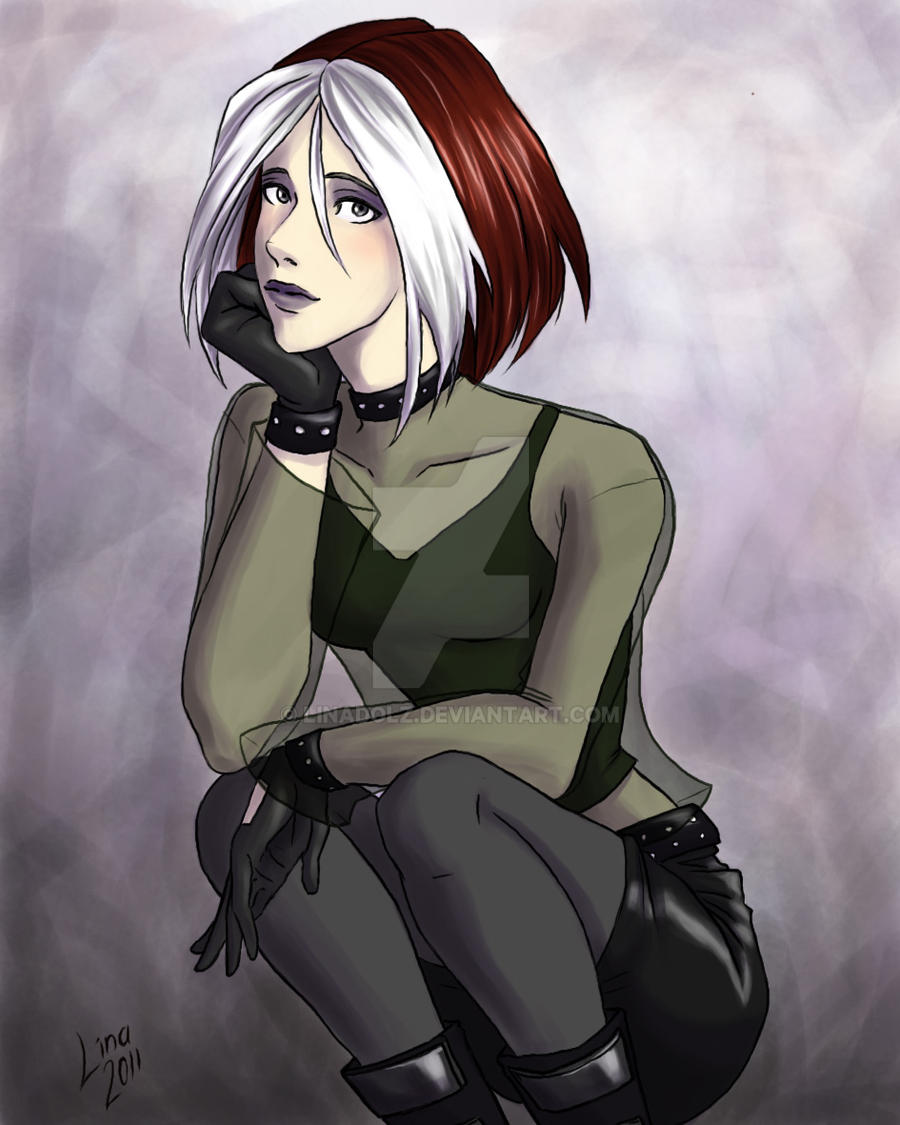 Rogue By LinaDolz On DeviantArt
