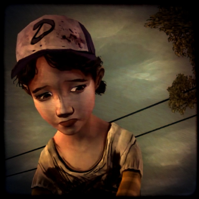 The Walking Dead (game) Clementine (2/4) by Daryl-Dixions-Pancho