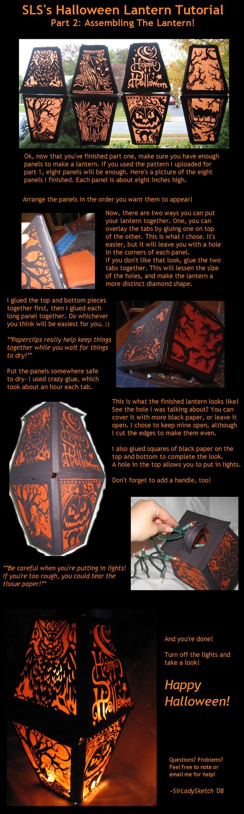 Lantern Tut. Part 2 by SirLadySketch