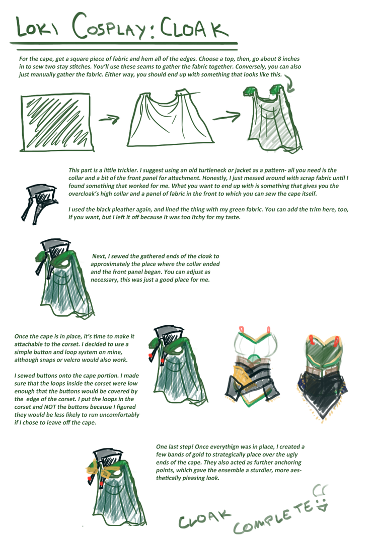Loki cosplay guide cape by sirladysketch on deviantart loki cosplay guide cape by sirladysketch solutioingenieria Gallery