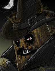 Scarecrow: Year One