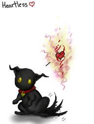 Heartless Puppyluv by SirLadySketch