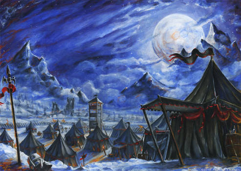 Vampire Night Battle Camp