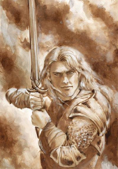 Markus - Tales From Helleborya by FrancescaBaerald