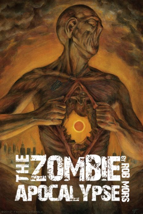 The Zombie Apocalypse - Book Cover by FrancescaBaerald