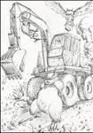 Forest Keeper - Illustration