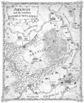 Map of Arkavia - Knight of Aslath